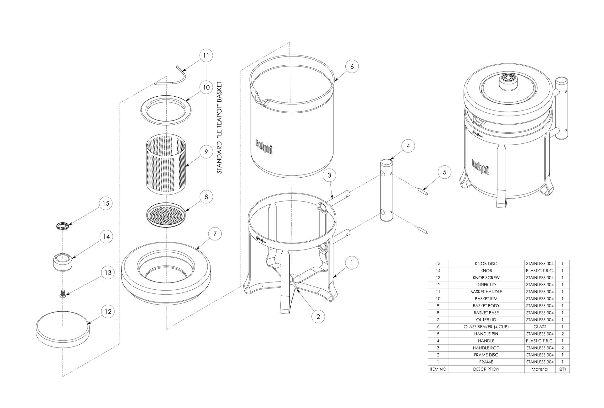 la_caf_nouveau_classic_teapot_exploded_drawings